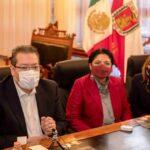 MARCO MENA CELEBRA INCORPORACIÓN DEL CONVENTO DE SAN FRANCISCO A LA LISTA DE PATRIMONIO MUNDIAL DE LA UNESCO