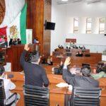 CONGRESO DEL ESTADO NO APRUEBA CUENTAS PÚBLICAS DEL 2020 DE 5 MUNICIPIOS