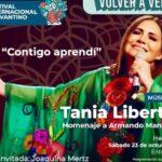 Un sábado musical con Tania Libertad y La Reyna y la Real