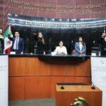 CONAJOMX CONFORMA EL CONSEJO NACIONAL DE LEGISLADORES Y ALCALDES DE MÉXICO EN EL SENADO