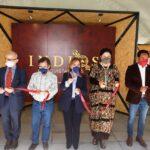 Inauguró Lorena Cuéllar exposición «Indios Conquistadores»