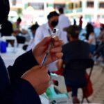 Reciben jóvenes de Yauhquemehcan vacunación contra covid-19