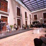 GOBERNADORA LORENA CUÉLLAR INAUGURÓ PRIMERA ETAPA DEL HOTEL SAN FRANCISCO TLAXCALA