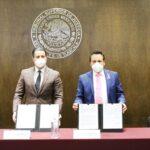 Con firma de convenio, el Poder Judicial y la CEAM fomentan una cultura de paz