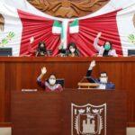 DESIGNAN A MARCOS MONTIEL COMO ACTUARIO PARLAMENTARIO DEL CONGRESO DEL ESTADO